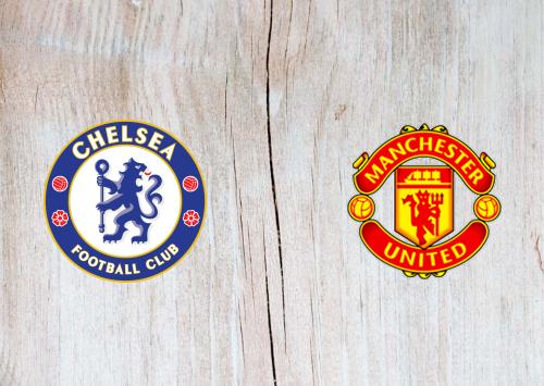Chelsea vs Manchester United -Highlights 28 February 2021