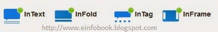 E Info Book - Infolinks InText, Infold, InTag, InFrame