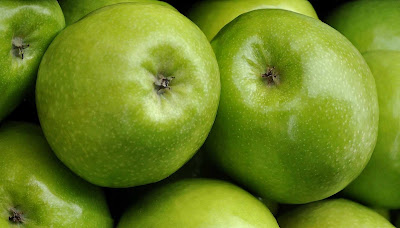 Green Apple Sorbet without Ice Cream Maker picture