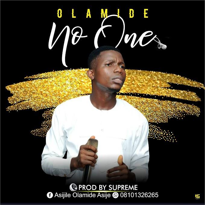 [Music] No One - Olamide