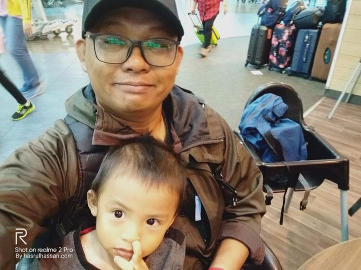 Percutian ke Medan, Indonesia dari Pulau Pinang