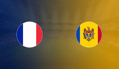 مشاهدة مباراة فرنسا ومولدوفا