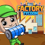 Game Idle Factory Tycoon MOD Unlimited Coins