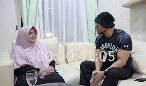 Kemenkumham Ungkap Kronologi Wawancara Tak Berizin Deddy Corbuzier-Siti Fadilah