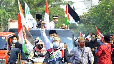 DPRD Kota Tangerang Salurkan Bantuan Untuk Rakyat Palestina
