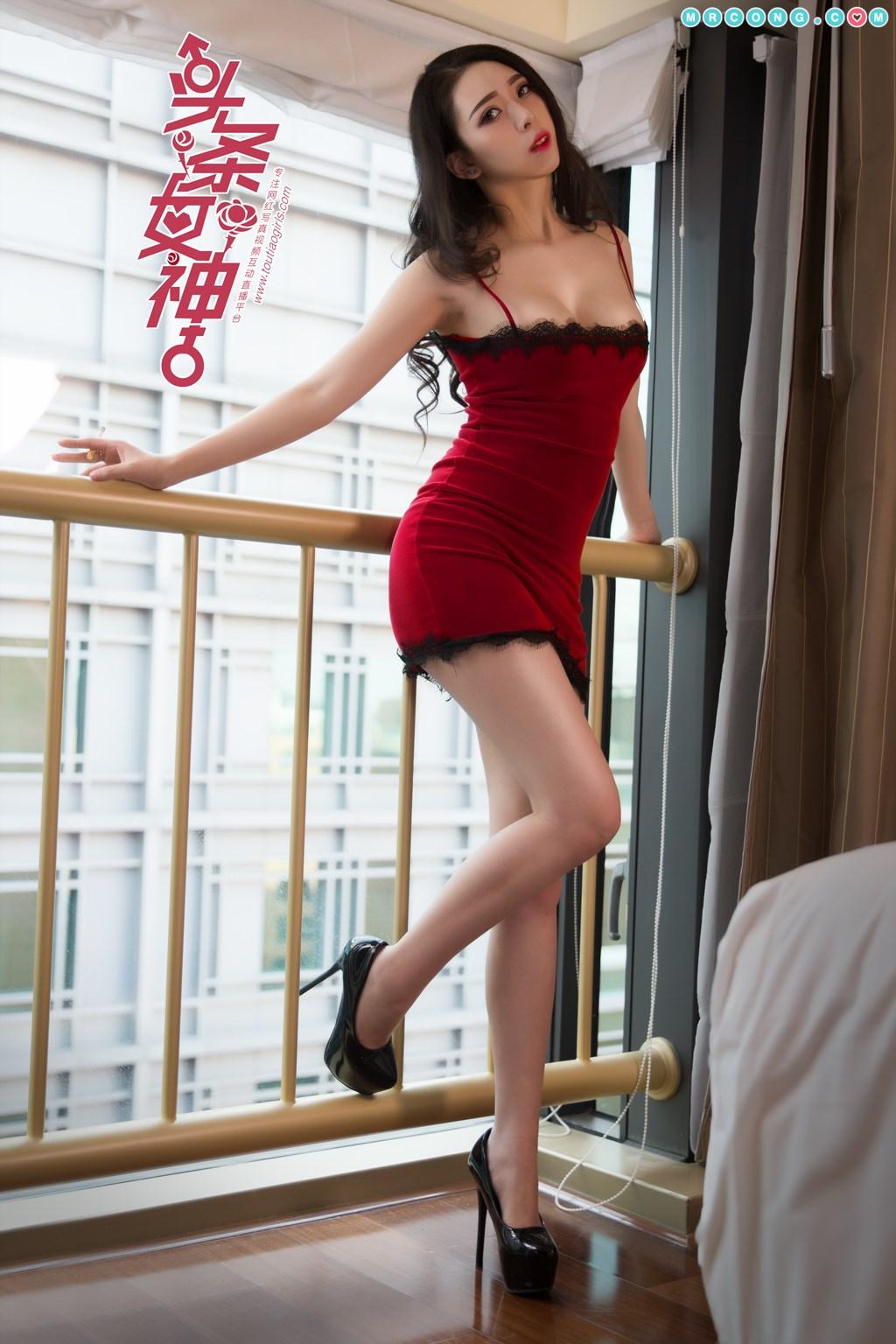 Image TouTiao-2018-01-07-Wen-Xue-MrCong.com-002 in post TouTiao 2018-01-07: Người mẫu Wen Xue (文雪) (25 ảnh)