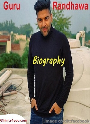Guru Randhawa Biography - Panjabi Singer,Compser,Writer