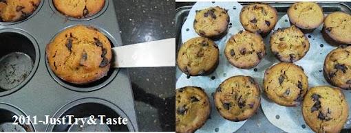 Resep Muffin Kismis dan Kurma