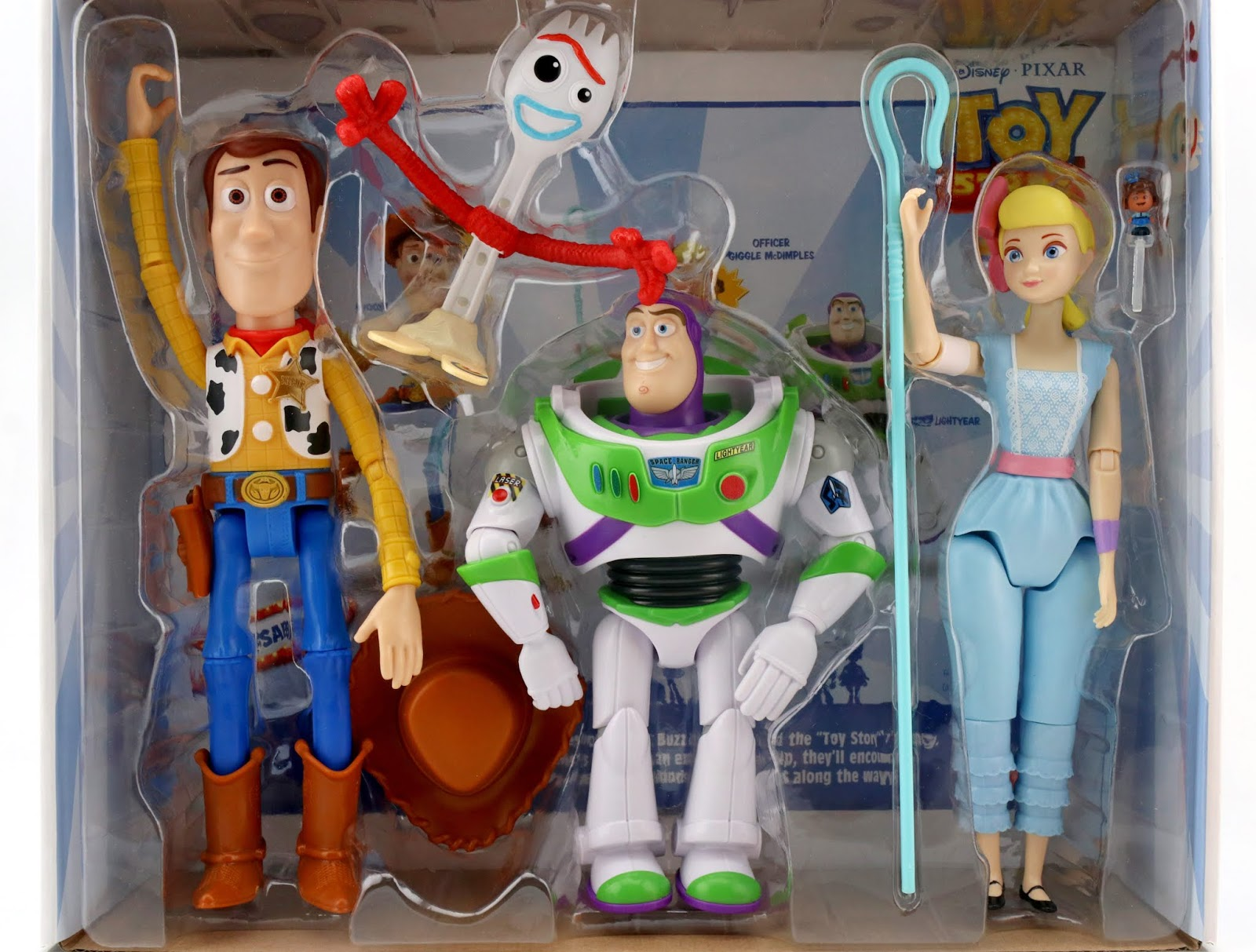 toy story 4 action figures multi-pack