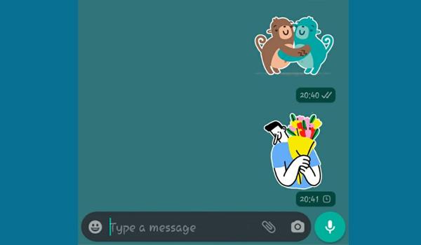 Cara Mendapatkan Stiker Animasi Whatsapp Lucu Secara Gratis