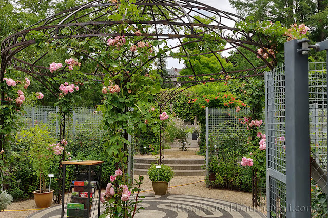 Jean Chalon Garden Places to visit in Namur