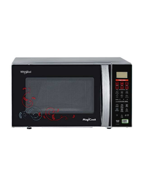 Whirlpool MAGICOOK 20L Deluxe Grill - best microwave Oven