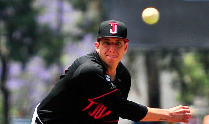 41405fb2667de Tijuana Toros pitcher Alex Sanabia