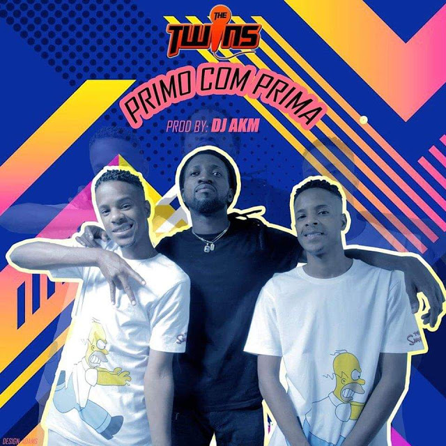 The Twins ft. Dj Aka M - Primo Com Prima (Afro House)