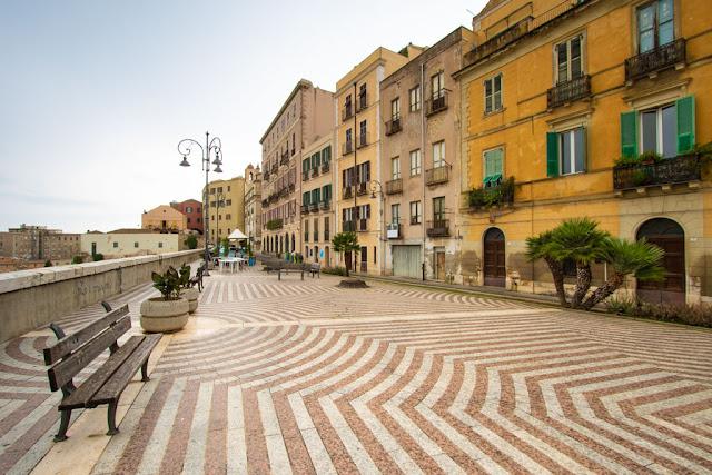 Bastione di Santa Croce-Cagliari