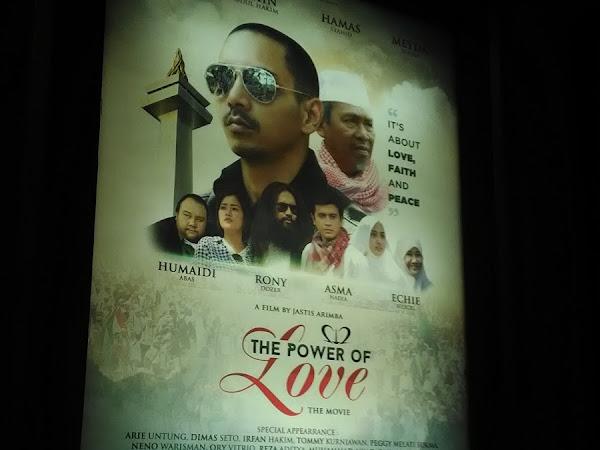 Memetik Hikmah dari Film 212 The Power of Love