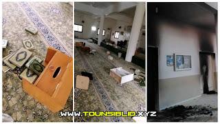 نابل: خلع ومحاولة تخريب 5 مساجد بمدينة قربة في ليلة واحدة