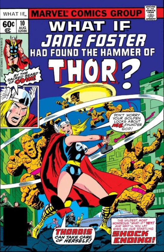 #whatif #marvel #thor #comics #comiccovers #marveluniverse