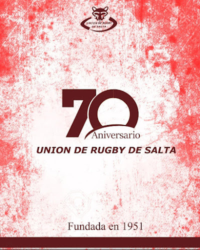 70° Aniversario de la Unión de Rugby de Salta