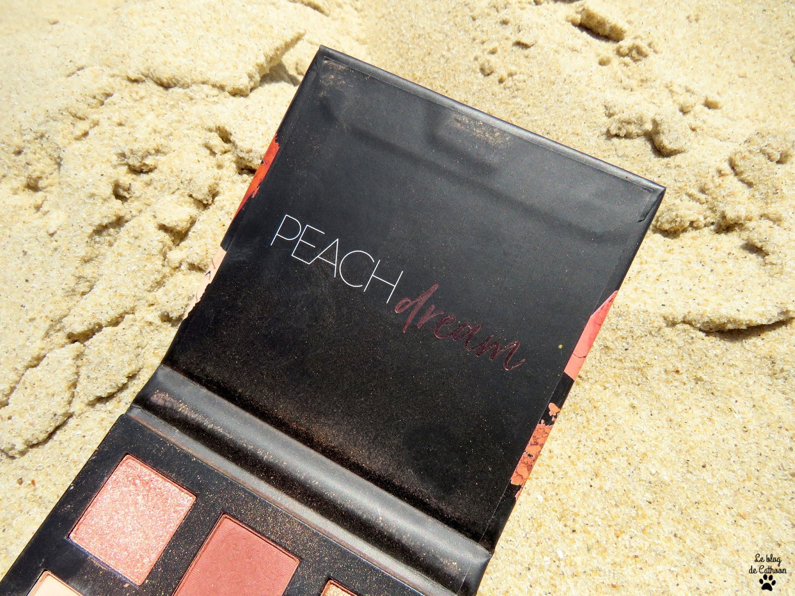 Ps... Peach Dream Palette