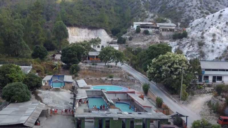Tempat Wisata di Pangururan
