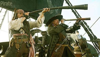 pirate occupation