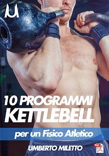 10 schede allenamento kettlebell uomo