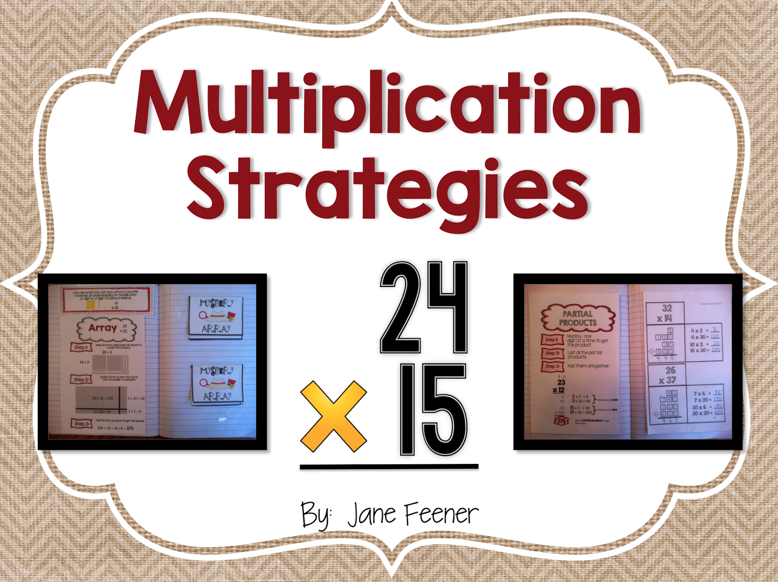Who S Who And Who S New Multiplication Strategies 101