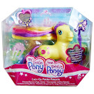 My Little Pony Petite Petunia Super Long Hair Let