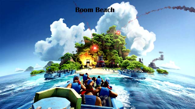 Boom Beach Mod Apk Download