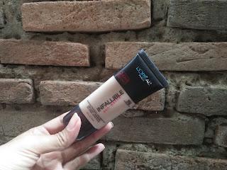 foundation untuk kulit berminyak