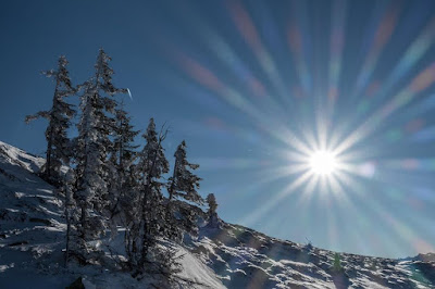 richtiges fotografieren von winterlandschaften