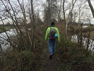 geocaching-wandeling-water