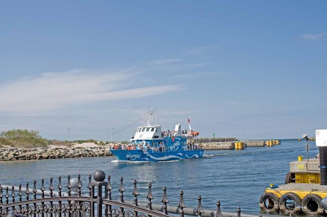 rejsy wycieczkowe statkiem w Kołobrzegu