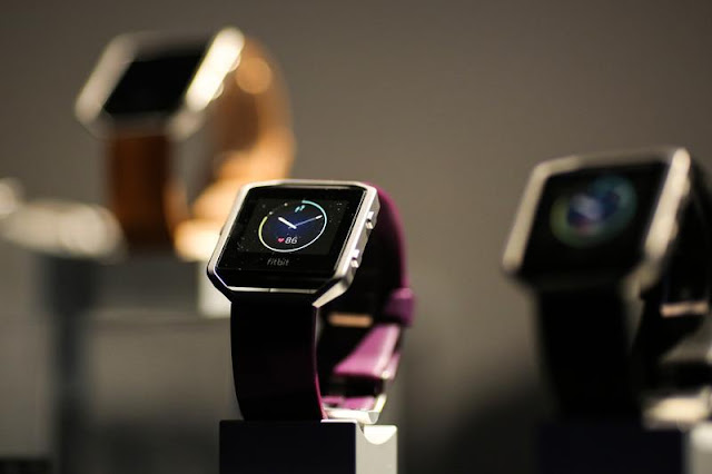 Google's Parent Company May Acquire Fitbit
