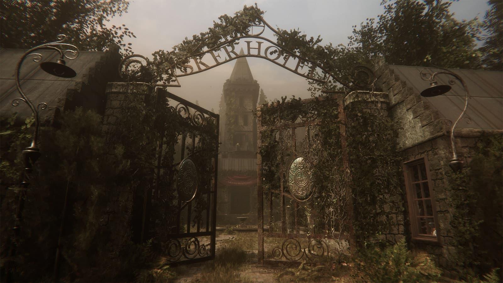 Рецензия на игру Maid of Sker - готический клон ремейка Resident Evil 2 с примесью Amnesia - 01