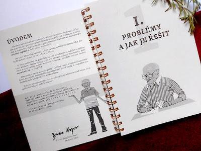 Záhadné hlavolamy pro chytré hlavičky Řešení hlavolamů jako cesta k logickému myšlení pro všechny generace (Jindra Hojer, nakladatelství Knihy s úsměvem)