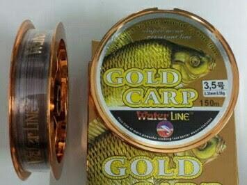 Golden Fish Waterline Gold Carp