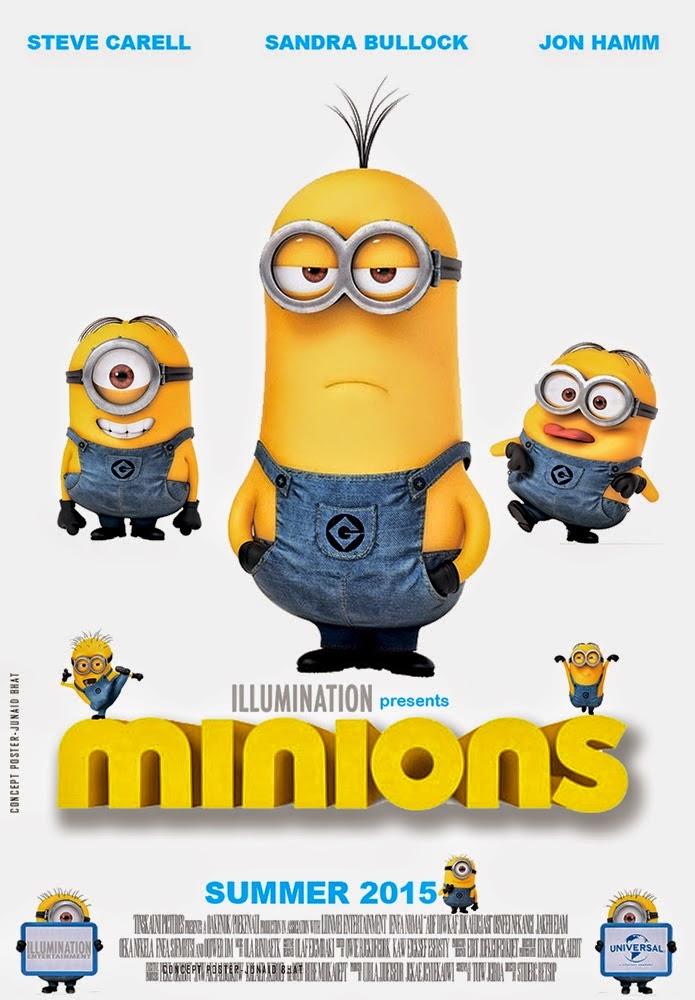 Nonton Film Minions (2015)