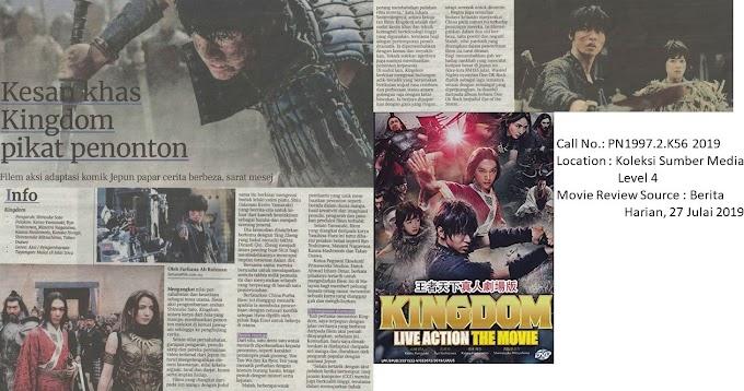 Movie Review on 'Kingdom'