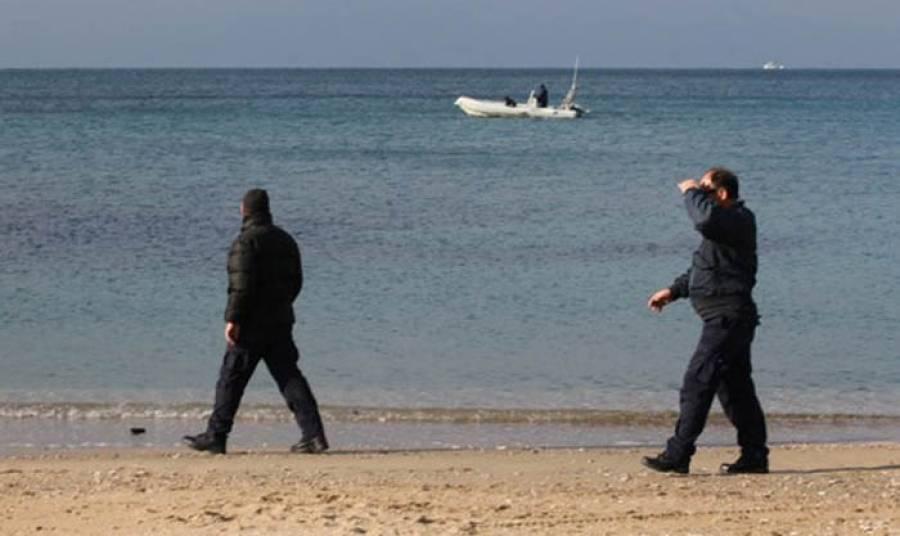 Νεκρός λουόμενος στην παραλία της Νέας Φώκαιας