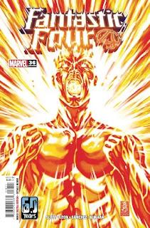 Marvel Comics: Previews tercera semana de Septiembre 2021