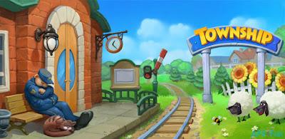 لعبة Township مهكرة للاندرويد- رابط مباشر