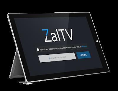 تحميل برنامج Zaltv لمشاهدة المباريات