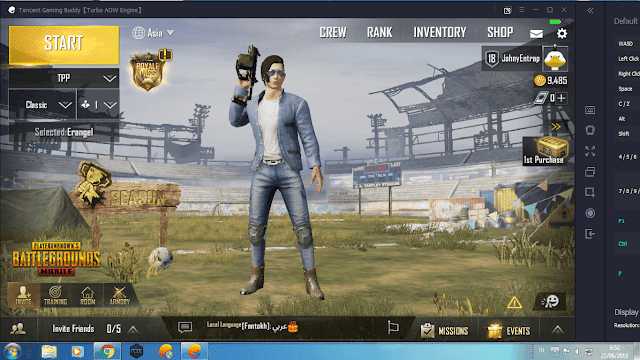 8 Best emulator for PUBG mobile on windows PC