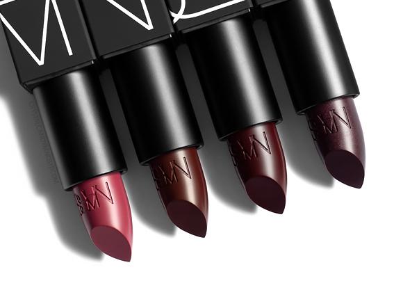 Rouges à lèvres Satin Matte de NARS Avis Revue