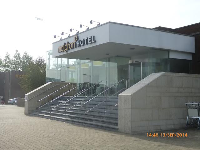 Maldron Hotel Airport in Dublin