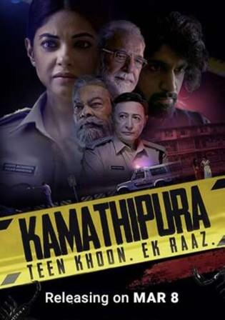 Kamathipura 2021 WEB-DL 700MB Hindi S01 Download 480p