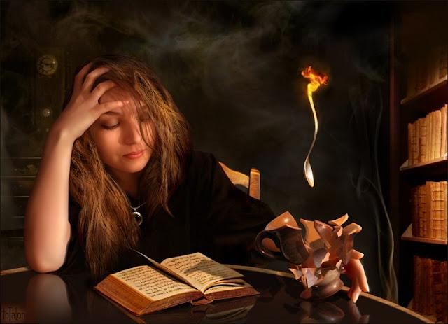 Ведьминский крадник: воровство без улик. Ведьмы могут увести удачу и любовь, даже разрушить жизнь