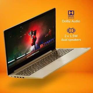 dolby audio laptops